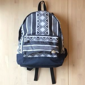 🎒Roxy Sugar Baby Canvas Backpack Aztec